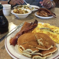 Photo taken at Hot Stacks Pancake House by Paulette T. on 4/2/2016