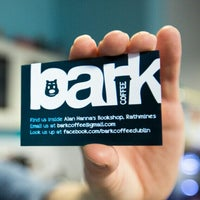 Photo taken at Bark Coffee by Bark C. on 3/11/2014
