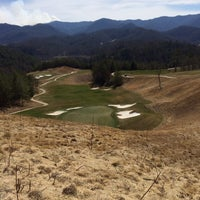 Photo taken at Sequoyah National Golf Club by Jonathan B. on 3/11/2014