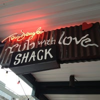 Photo taken at Rub With Love Shack by Gabs S. on 4/19/2013