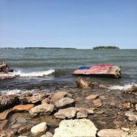Photo taken at Scheeff East Point Preserve by Anna . on 5/18/2013