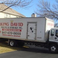 Photo taken at King David Moving & Storage by King David Moving & Storage on 3/12/2014