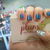 Photo taken at Plum Natural Nail & Skin Spa by Plum Natural Nail & Skin Spa on 3/11/2014