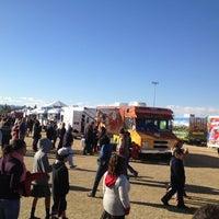 Photo taken at Street Eats Food Truck Festival by Jesus O. on 1/12/2013