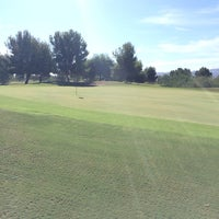 Photo taken at Aguila Golf Course by Jesus O. on 6/15/2014