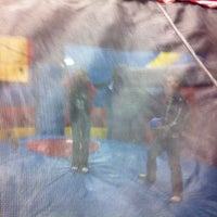 Photo taken at Pump It Up by RC H. on 4/24/2013