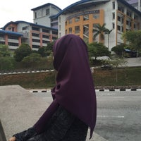 Photo taken at Kolej Melati by Dion on 1/1/2017
