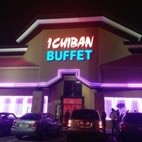 Photo taken at Ichiban Buffet by DisneyisLove on 11/20/2012
