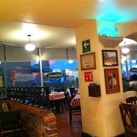 Photo taken at Italianni's Pasta, Pizza & Vino by Ar L. on 2/5/2013