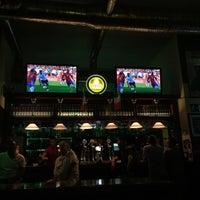 Photo taken at The Clover Irish Tavern by Jose C. on 7/4/2015
