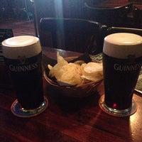 Photo taken at The Clover Irish Tavern by Jose C. on 4/5/2014
