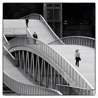 Photo taken at Parc de Bercy by Didier L. on 4/8/2013