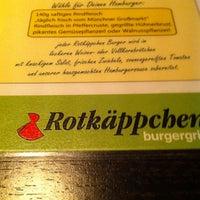 Das Foto wurde bei Rotkäppchen Burgergrill von Klaus D. am 11/12/2013 aufgenommen