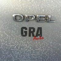 Photo taken at GRA Auto by Gunārs Ā. on 3/13/2014