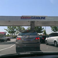 Photo taken at Costco Gasoline by Nathan V. on 5/11/2013