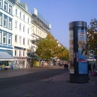 Photo taken at Marktplatz Altona by Mykola M. on 10/21/2012
