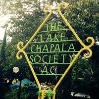 Photo taken at Lake Chapala Society by Margarita D. on 6/26/2014