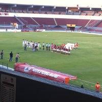 Foto tomada en Estadio 3 de Marzo por Diego T. el 4/20/2013