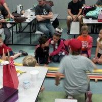 Photo taken at Tarpon Springs Fundamental Elementary by Matt K. on 5/10/2013