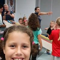 Photo taken at Tarpon Springs Fundamental Elementary by Matt K. on 5/9/2014