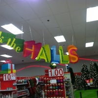 Photo taken at Target by Elijah B. on 12/3/2012