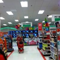 Photo taken at Target by Elijah B. on 11/26/2012