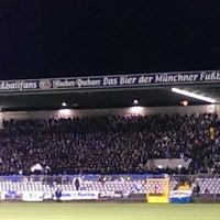 Foto scattata a Städtisches Stadion an der Grünwalder Straße da Nik S. il 11/6/2013
