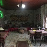 Photo taken at Kemerhan Restaurant by Ufuk U. on 3/27/2016