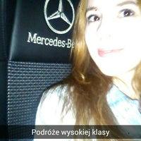 Photo taken at Autobus Turystyczny by Patrycja Z. on 3/29/2014