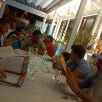 Foto scattata a Sapori Di Sicilia da Io I. il 9/22/2014