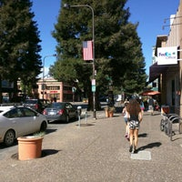 Photo taken at Downtown Santa Rosa by Eric R. on 7/6/2015