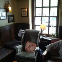 Photo taken at The Spaniards Inn by Eric R. on 5/11/2013