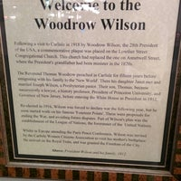 Photo taken at Woodrow Wilson  (Wetherspoon) by Eric R. on 12/27/2013