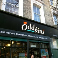 Photo taken at Oddbins by Eric R. on 10/25/2015