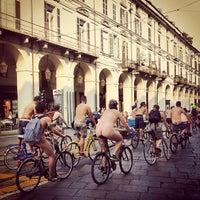 Photo taken at Via Po by Maicontenta on 7/6/2013