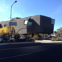 Photo taken at The Nevada Museum of Art by Matt R. on 10/19/2012