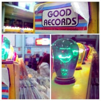 Photo taken at Good Records by Elliott M. on 5/3/2013