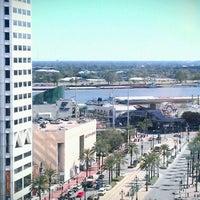 Photo taken at Sheraton New Orleans Hotel by Elliott M. on 10/19/2012