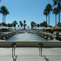 Photo taken at Hyatt Regency Huntington Beach Resort and Spa by Joseph S. on 10/8/2012