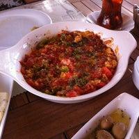Photo taken at Payam Beach Restaurant by Pınar G. on 6/28/2014