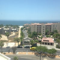 Photo taken at Hyatt Place Los Cabos by Heidi C. on 6/8/2014