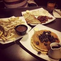 Photo taken at Stacks Pancake House by Gian B. on 3/18/2013