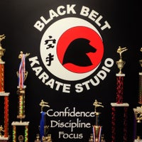 Photo taken at Black Belt Karate Studio of Racine by Black Belt Karate Studio of Racine on 3/12/2014
