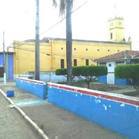 Photo taken at Salão Paroquial Bom Pastor by Victor #. on 3/17/2015
