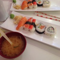 Photo taken at Super Sushi by Льоха Р. on 9/4/2015