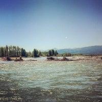 Photo taken at Dave Hansen Whitewater & Scenic River Trips by Cyndi Z. on 6/30/2013