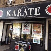 Photo taken at Gene Dunns Shotokan Karate by Chris B. on 12/3/2013