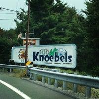 Photo taken at Knoebels Amusement Resort by mitzanator on 9/2/2013