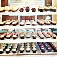 Photo taken at Trophy Cupcakes by mitzanator on 3/30/2013