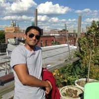 Photo prise au Eagle Street Rooftop Farms par Ben G. le9/8/2013